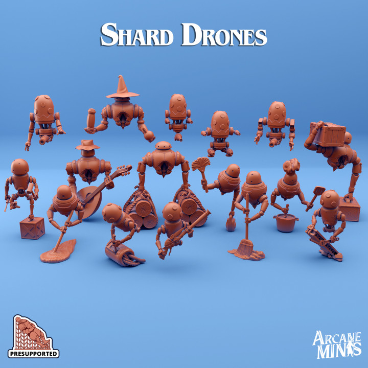 Shard Drones's Cover