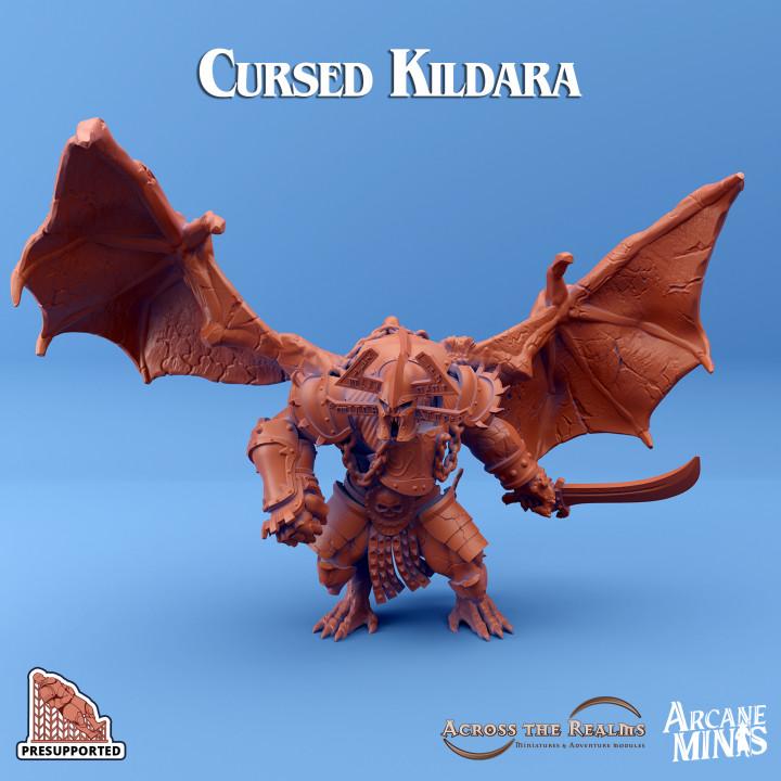 Cursed Kildara's Cover