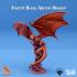 Ancient Black Arcane Dragon image