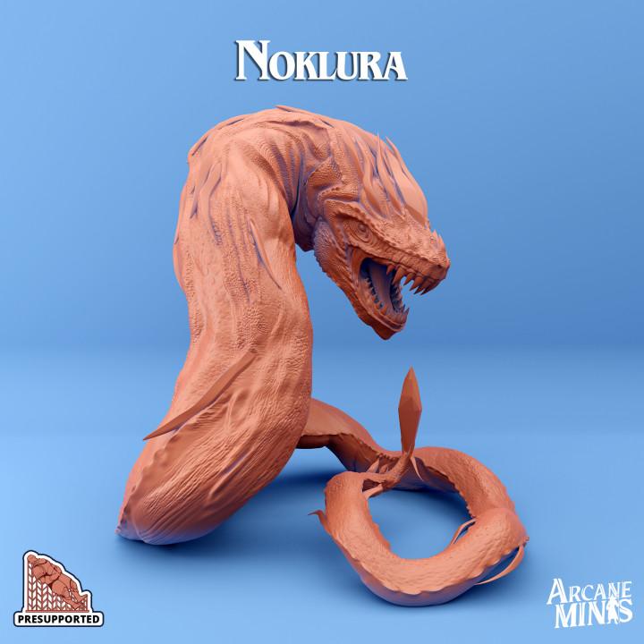 Noklura's Cover