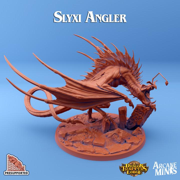 Slyxi Angler's Cover