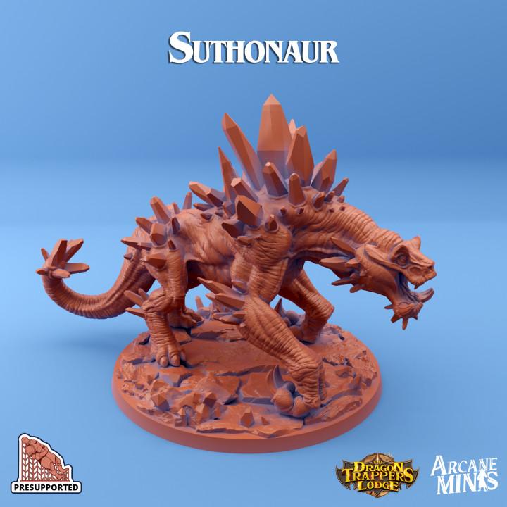 Suthonaur's Cover