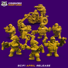 SCI-FI Bundle Set Collection