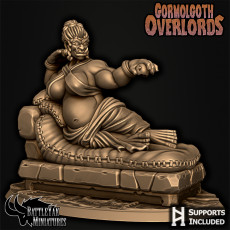 Gormolgoth Overlords