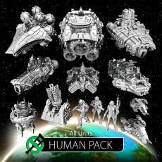 Race of HUMAN