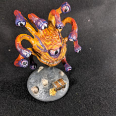 Picture of print of Eye Tyrant