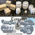 Crates and Barrels Scatter Terrain image