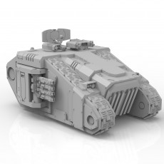 Ground Plunderer Armoured Transport - Presupported