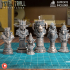Goblin Chess Set [Pre-Supported] image