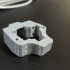 AR60 Front Axle Knuckle Weight Mount image