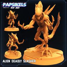 ALIEN DEADLY SLASHER