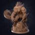 Skunk Ape - Presupported image