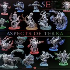 Aspects of Terra (MiniMonsterMayhem release)