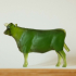 Young Herford Heifer Cow image