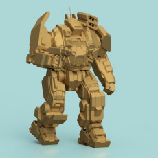 Conjurer (Hellhound) BN Edition for Battletech