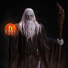 Gandalf the Black (pre-supported!)