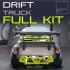 JDM DRIFT TRUCK FULL MODELKIT 1-24 FULL KIT image