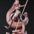 Tiefling Monk Hero image