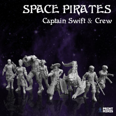 Space Pirates Collection