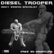230x230 heavy weapons trooper mini