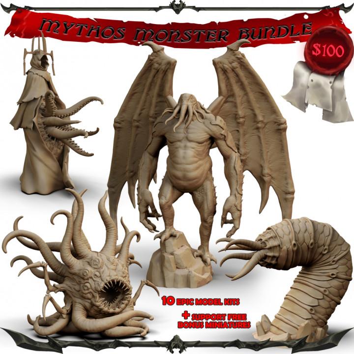 Mythos Monster Bundle's Cover