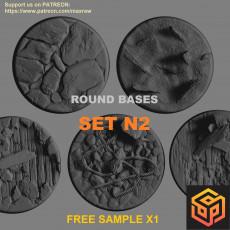 230x230 set n2 45678 affiche free sample