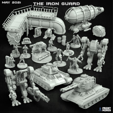 Iron Guard Miniatures