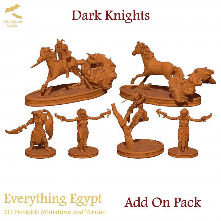 Dark Knights's Cover