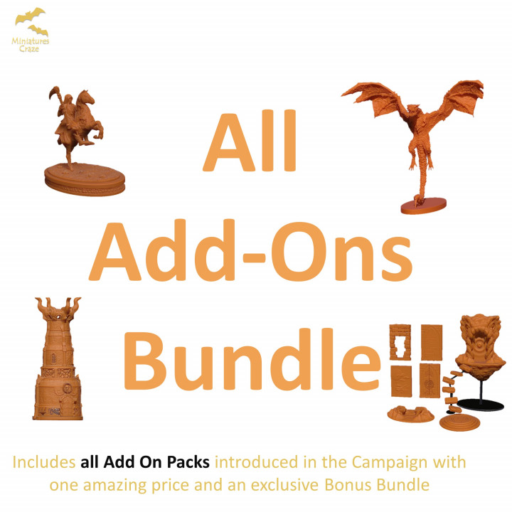 All Add-Ons Bundle's Cover