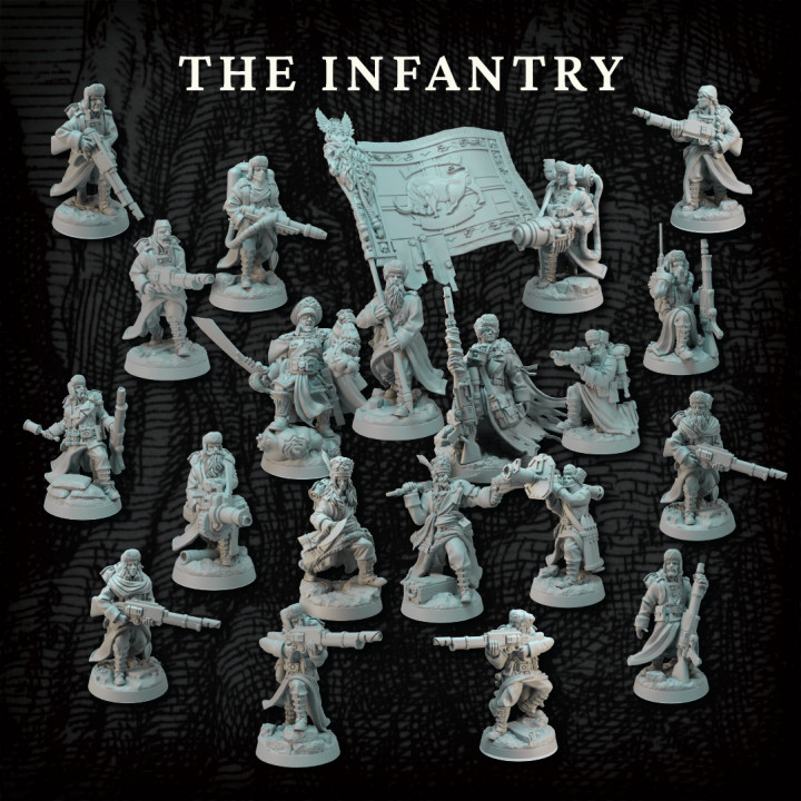 Altirvun Core Set - Infantry's Cover