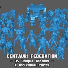 Centauri Federation