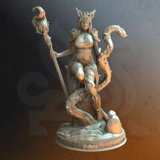 Rheda The Revered - Elven Druid