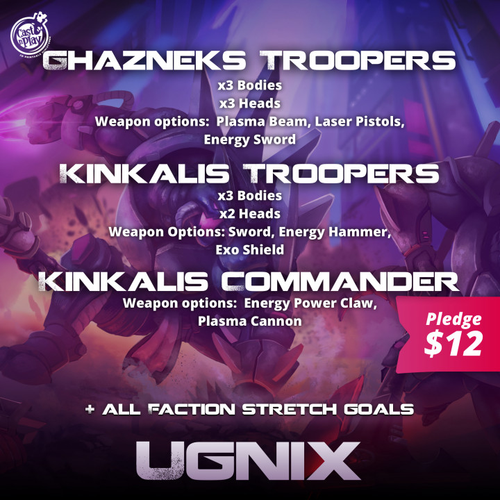 Ugnix's Cover