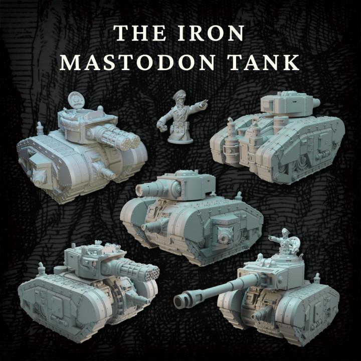 Altirvun Core Set - Iron Mastodon's Cover