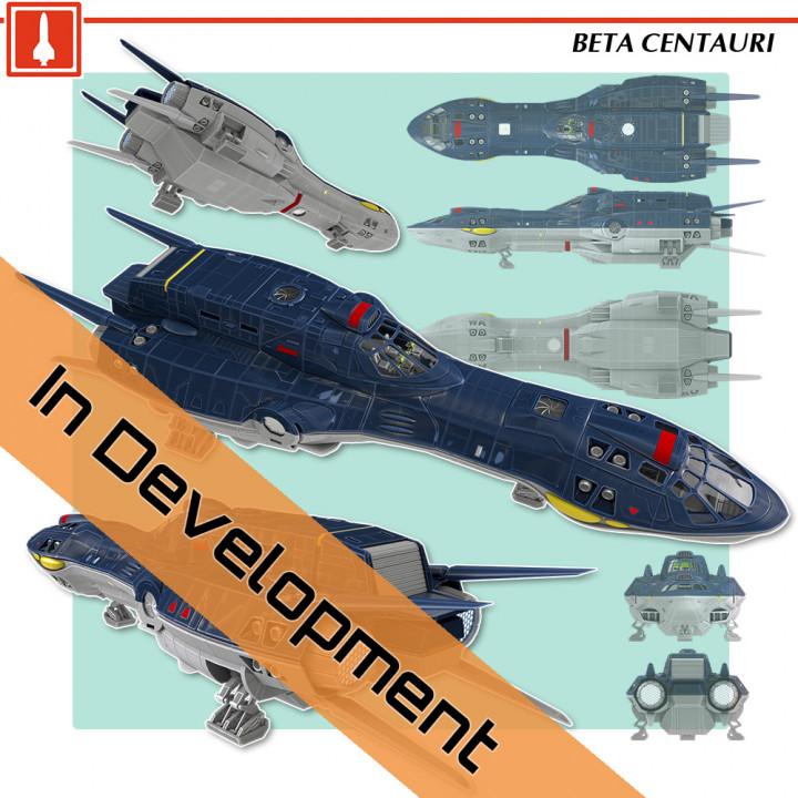 Beta Centauri's Cover