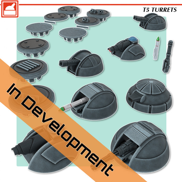 T5 Turrets's Cover