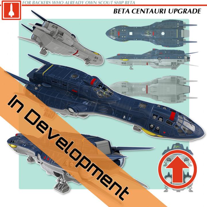 Beta Centauri Upgrade's Cover