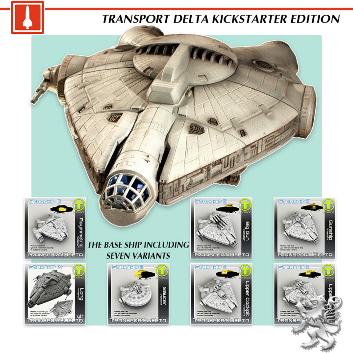 Transport Delta KS Edition's Cover