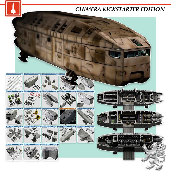 Chimera KS Edition's Cover
