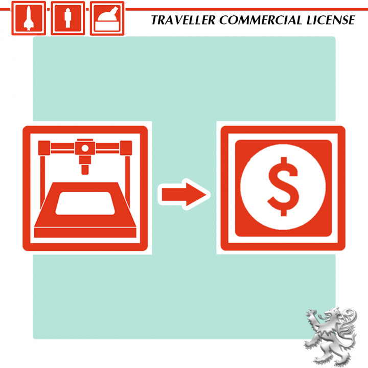 Traveller Commercial License - Add-on's Cover
