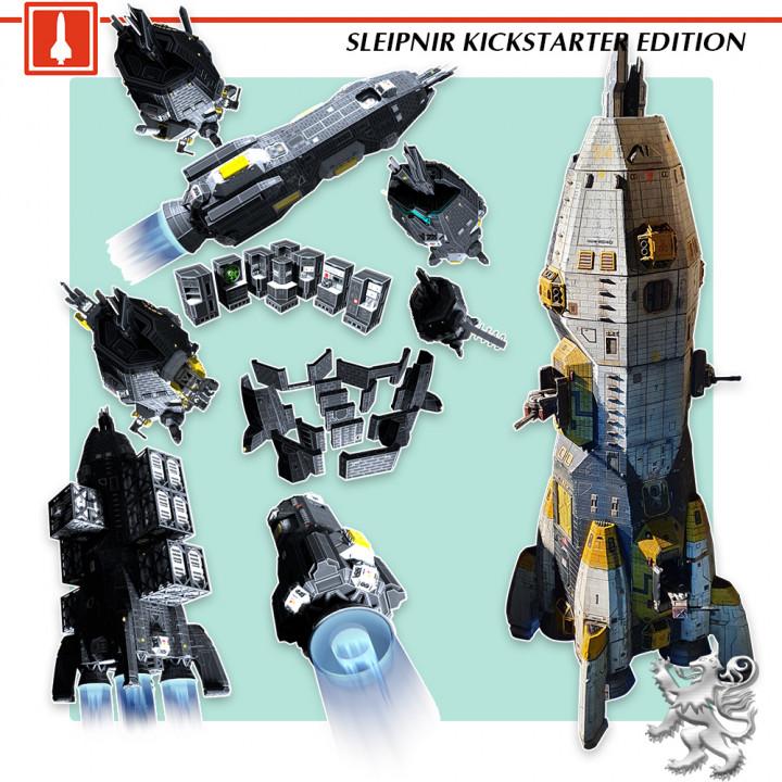 Sleipnir KS Edition's Cover