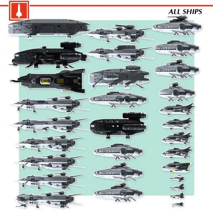 All Ships's Cover