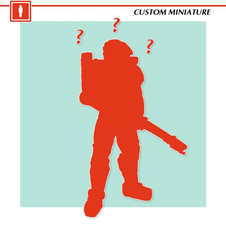Custom Miniature's Cover