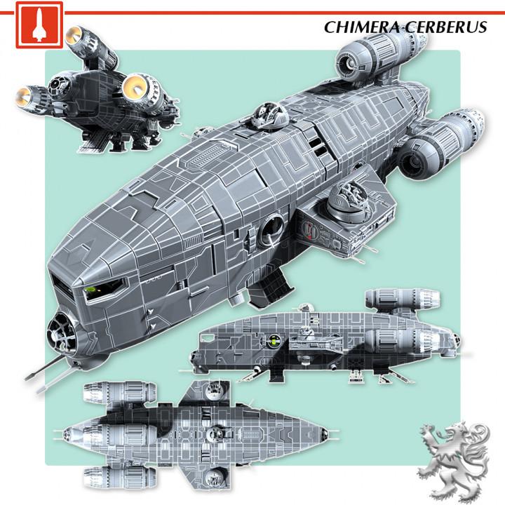 Chimera Cerberus's Cover