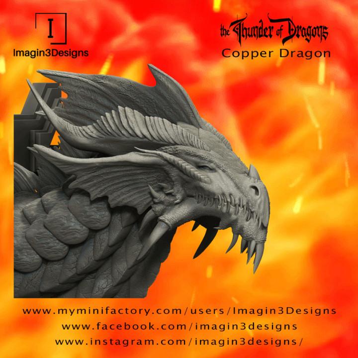 Shaxix'thunold -The Titian Champion- The Copper Dragon's Cover