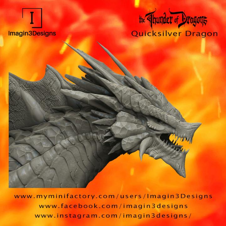 Shofa'shocaz -The Deceiver- The Quicksilver Dragon's Cover