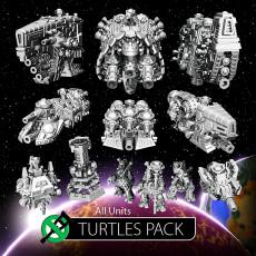 Race of TURTLES