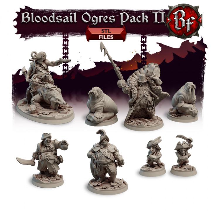 STL Bloodsail Ogres Pack 2's Cover
