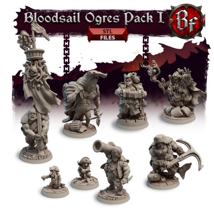 STL Bloodsail Ogres Pack 1's Cover