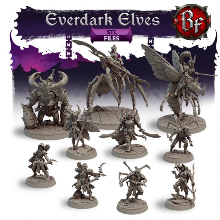 STL Everdark Elves's Cover